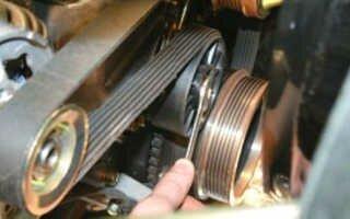 Замена ремня генератора уаз хантер 409 инжектор