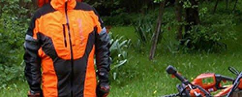 Газонокосилка для высокой травы и неровных участков